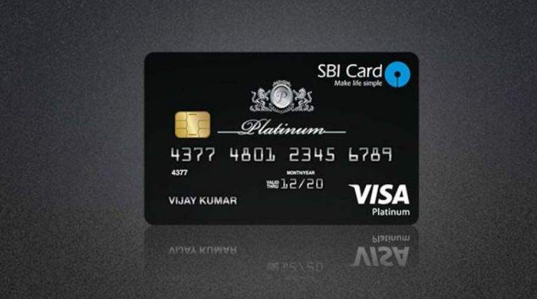 SBI Advantage Platinum Card - Best credit cards in India for NRIs