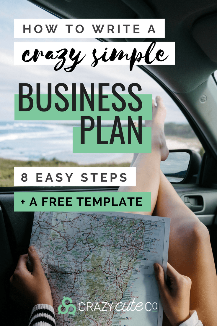 IT\'S NEVER TOO LATE TO PLAN! Finally, an easy 8-Step Business Plan template for CREATIVE BUSINESS OWNERS that focuses on the no-fluff important stuff! You\'ll get an instant download of my FILLABLE PDF to get you started fast!