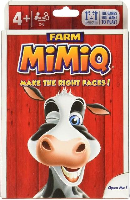 farm mimiq family card game