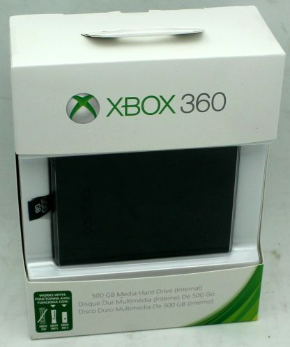 XBox 360 500 GB Hard drive