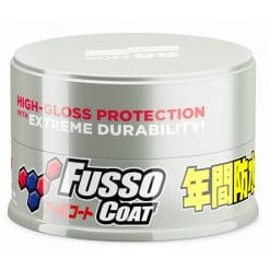 Soft99 new fusso 12 months wax white