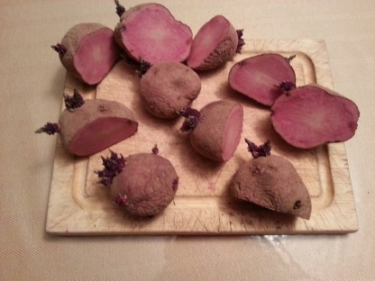 Mountain Rose Potatoes