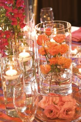 DIY: How to Make Floating Candle Centerpieces for Your Wedding ...