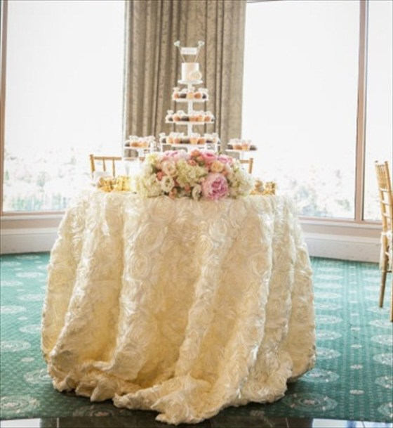 7 Wedding Tablecloth Ideas Styles Crazyforus