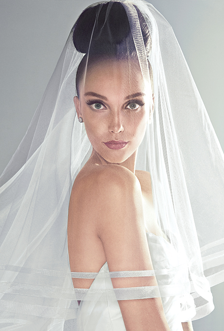 BEAUTIFUL WEDDING VEILS IN EVERY LENGTH