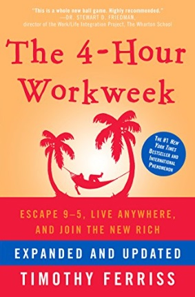 4 hour work week, Tim Ferriss