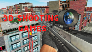3D shooting Games for kids