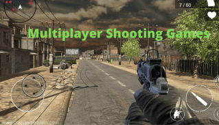 multiplayer shooting games