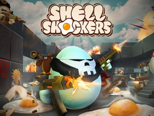 shell shockers crazy games