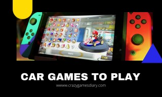 Car Games to play with friends 2021