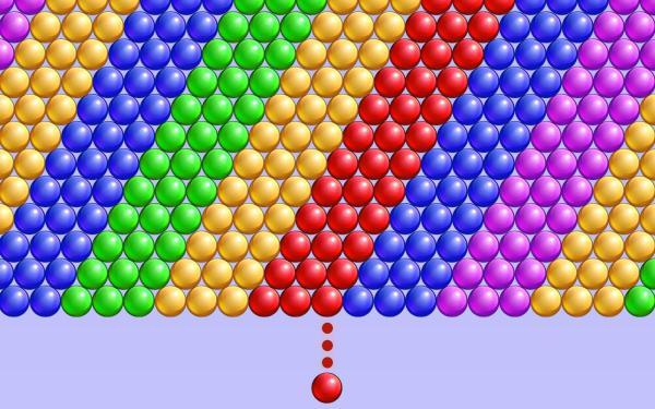 Crazy Bubble Shooter Games