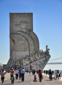 A Memorial to Portugal's formidable maritime heritage.