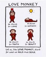 Let us be Monkeys I say :)