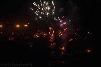 Random Fireworks!