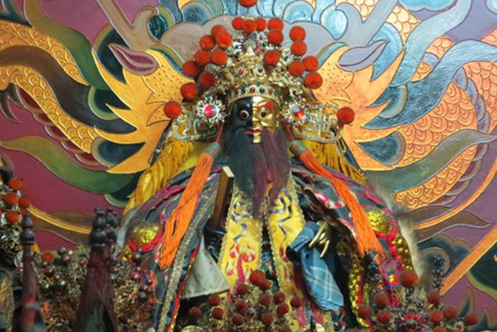 這間廟主神竟是陰陽司公?!不僅通醫術還能庇佑司法考生|瘋神說Crazy