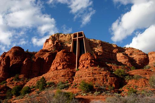 church in the rocks