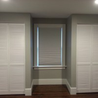 Building master bedroom closets