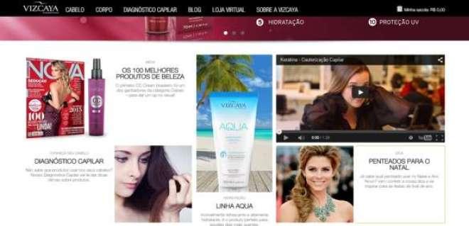 Marca de produtos para cabelo e pele, traz novidades para a consumidora, com entrega em todo o país.