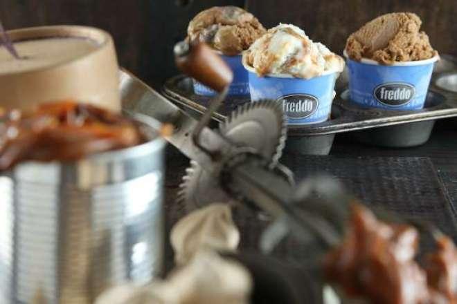 Marca argentina ganha segunda filial na cidade em janeiro com mais de 30 sabores de sorvetes 100% artesanais.