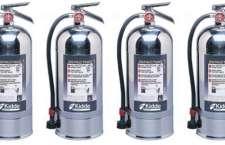 Adquirir um extintor K é uma mudança simples e pode salvar vidas.