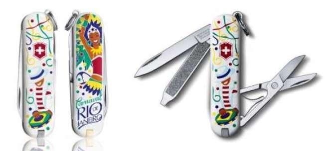 Edição Limitada Classic Carnaval foi desenvolvida para comemorar a maior festa brasileira.