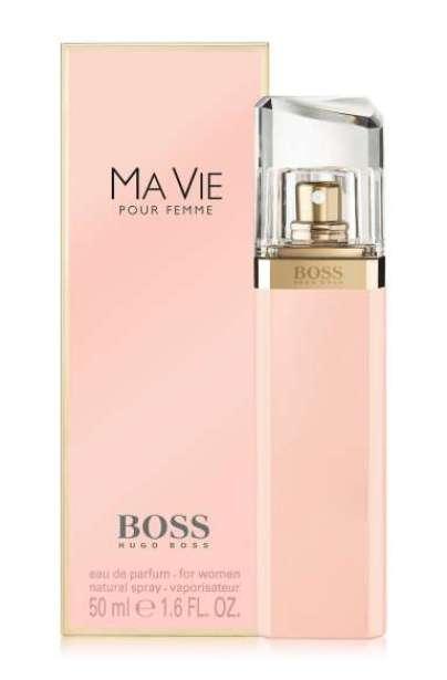 O perfume foi inspirado em um elemento da vida da mulher BOSS que até agora tinha passado despercebido.