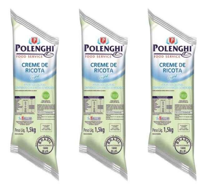 O novo projeto da marca mostra que o Creme de Ricota Light Polenghi substitui ingredientes tradicionais nas refeições, garantindo menos calorias e muito mais sabor e saúde em pratos doces e salgados.