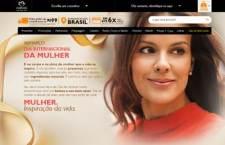 Com convite para cada mulher se presentear, a Rede Natura oferece promoções exclusivas e descontos de até 40% para compra online.