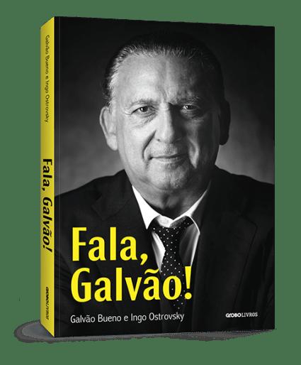 Galvão Bueno abre o jogo e relembra curiosidades, histórias de bastidores e alguns dos momentos mais marcantes do esporte brasileiro.