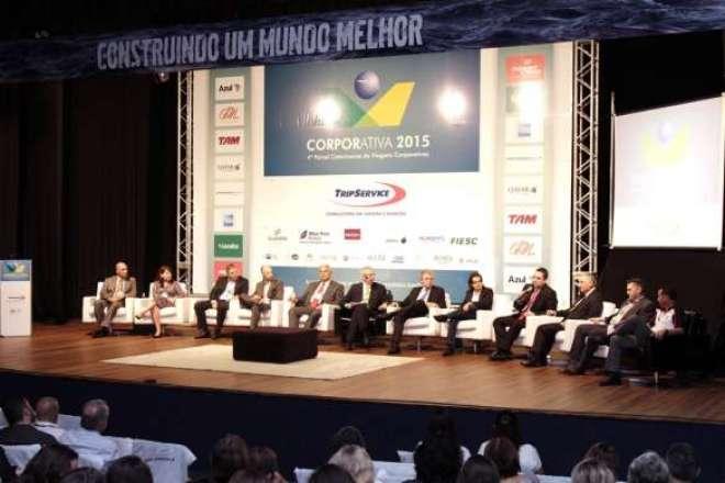Os desafios e os objetivos do segmento do turismo de negócios foram lembrados durante o evento.
