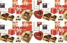 Sugestões de presentes da Gourmand Alimentos incluem trufas e bombons para agradar apaixonados de todos os tipos.