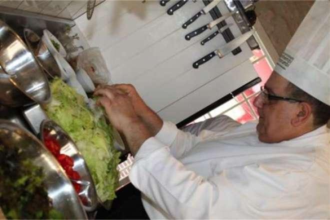 O cardápio do evento será montado pelo chef Edmundo Issa.
