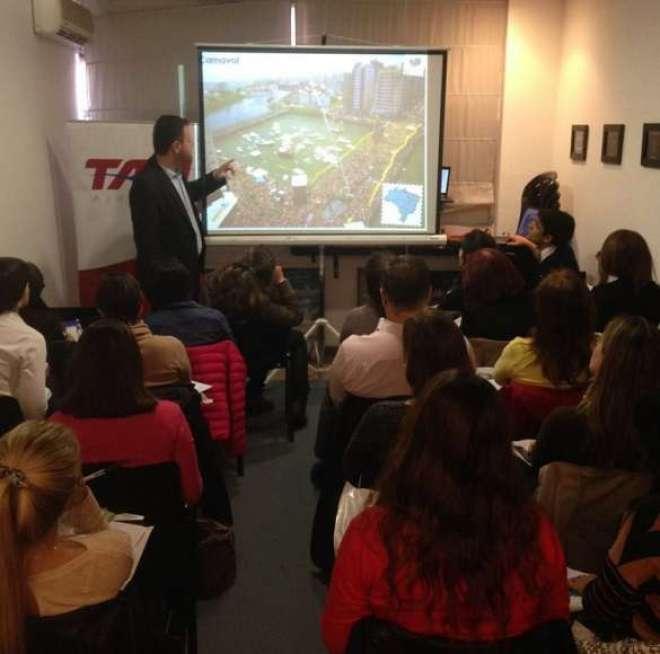 Córdoba, segunda maior cidade do país vizinho, sediou semana passada workshop de capacitação para agentes de viagem.
