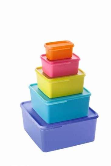 Tupperware: itens indispensáveis para a cozinha.