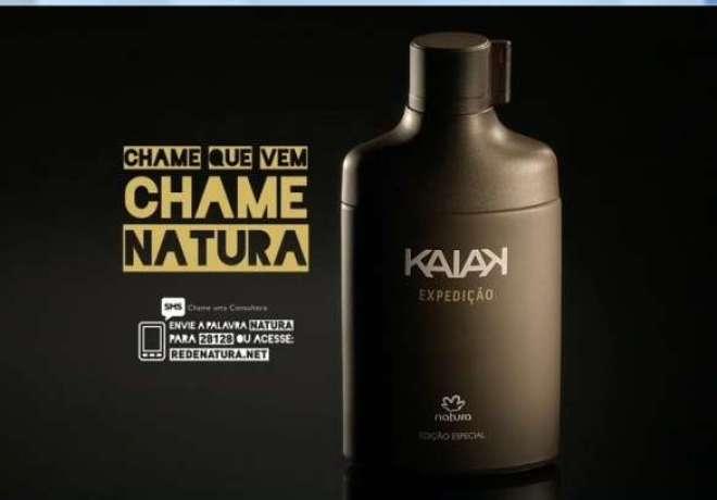 Kaiak Expedição é uma edição especial da linha líder em perfumaria masculina no Brasil.