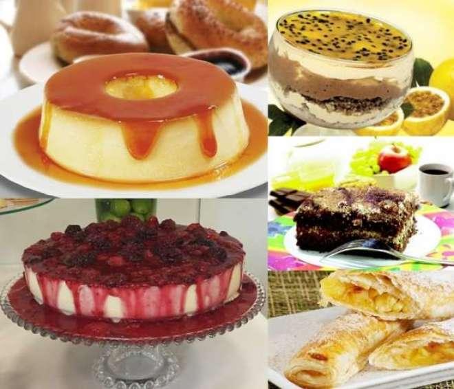 Lowçucar sugere doces com poucas calorias para pais com restrições alimentares.