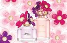 Mergulhadas numa paleta pura e luminosa, os perfumes Daisy Marc Jacobs Sorbet Editions fazem uma declaração brilhante.
