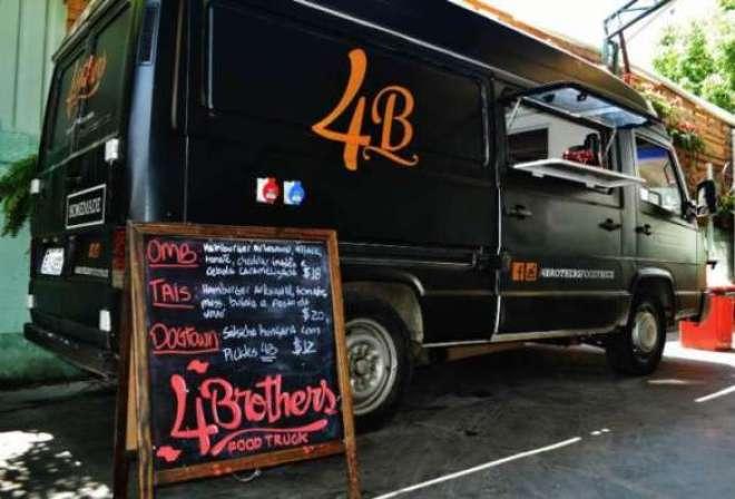 Evento gastronômico comemora Dia das Crianças com variedade de food trucks e oficinas para os pequenos.