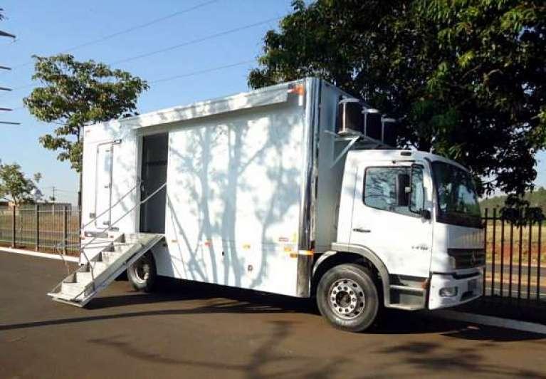 Nova unidade no formato de um caminhão será lançada no dia 29 de outubro em parceria com o Instituto Se Toque.