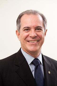 José Arnaldo Laguna, presidente do Conarem.