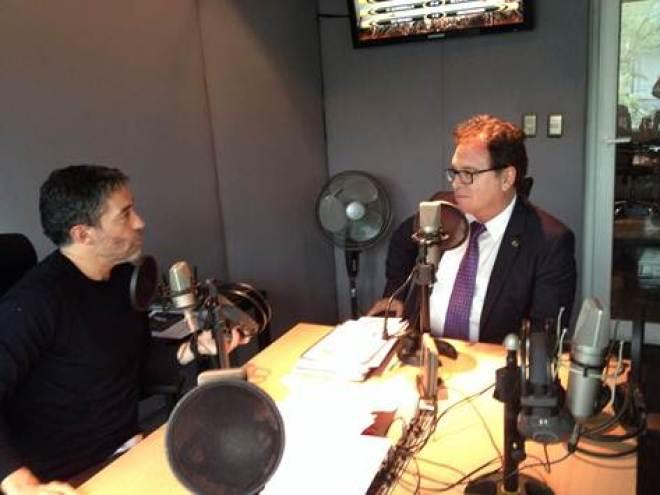 Presidente concedeu entrevista a veículo chileno nesta quinta.