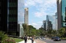 Av. Faria Lima concentra vários conjuntos empresariais. (Fpto: José Cordeiro/ SPTuris)