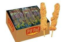 Nesse período, a Pif Paf Alimentos, registra um aumento nas vendas dos espetinhos de peito de frango, empanado e tradicional, de cerca de 70% em relação aos outros períodos do ano.