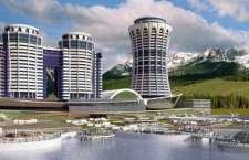O Gran Meliá Ghoo ocupará uma torre de 130 metros de altura com 319 quartos de luxo de diferentes tipos.