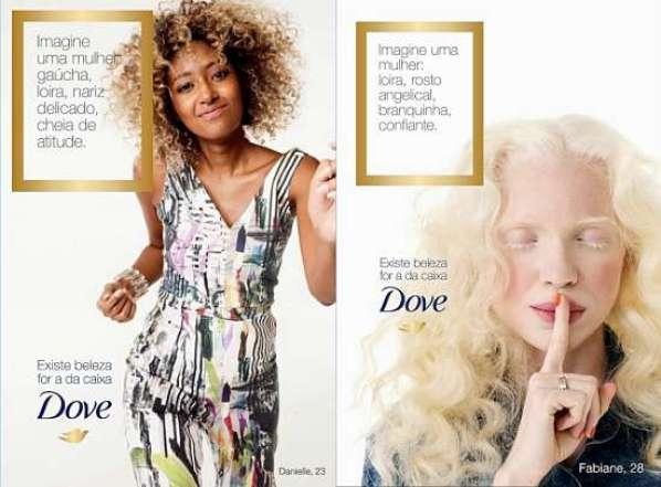 Campanha é baseada em pesquisa global com dados sobre a autoestima das mulheres  brasileiras. 55ac6f9fb0