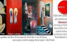 Um novo espaço de se expor está nascendo em São Paulo, o EPIX'S, e com ele se expor será muito fácil!