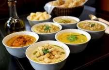 Cardápio com seis sabores de caldo é servido exclusivamente no jantar e pode ser apreciado até 3 de julho.