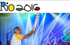 Franca fecha Revezamento da Tocha Olímpica Rio 2016 com ídolos do basquete nesta terça-feira