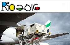 Como os cavalos chegam aos Jogos Olímpicos do Rio?