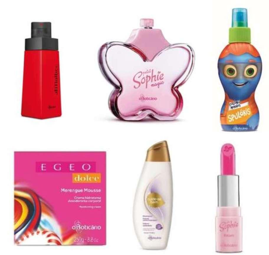 Ao todo, são mais de 250 produtos – entre perfumaria, itens de cuidados pessoais e maquiagem – em promoção.